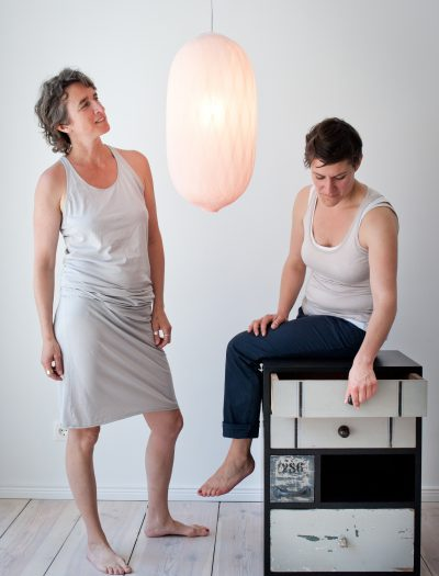 schubLaden | Franziska und Jeannine